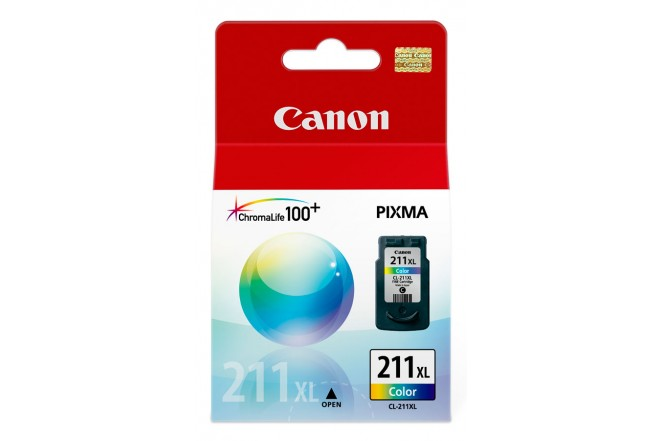 Tinta CANON Cl-211XL Color