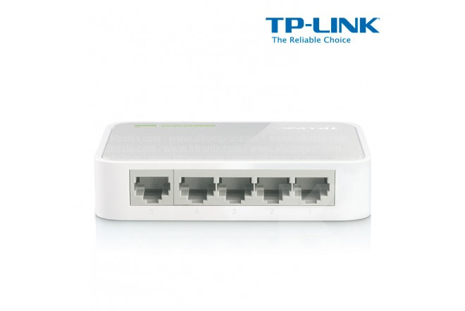 Switch TP-LINK 5 Puertos 10/100Mbps