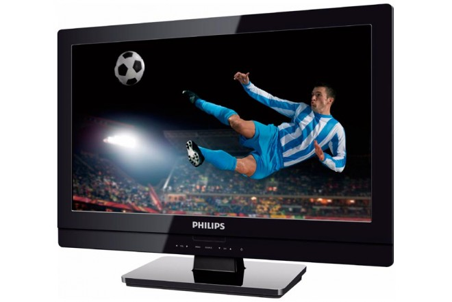 "TV 19"" LED PHILIPS 19PFL2507 HD"