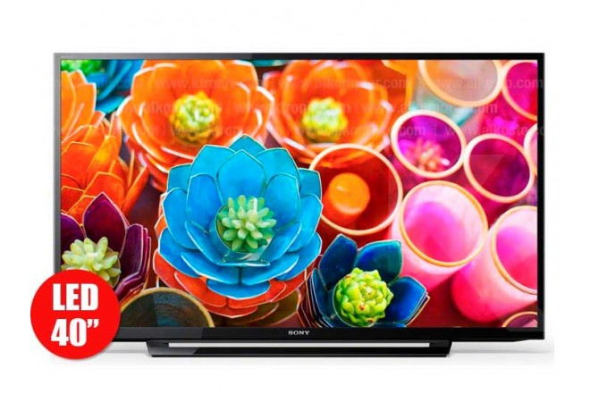 "TV 40"" 101.6cm LED SONY 40R377C FHD"