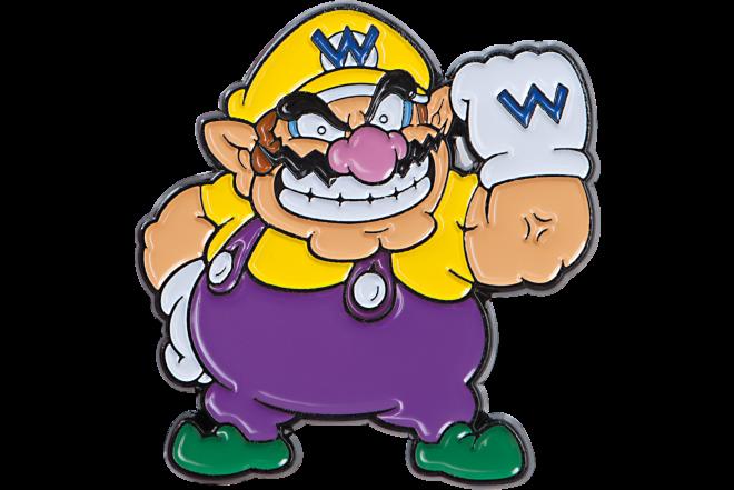 Pin Super Mario Collector-e