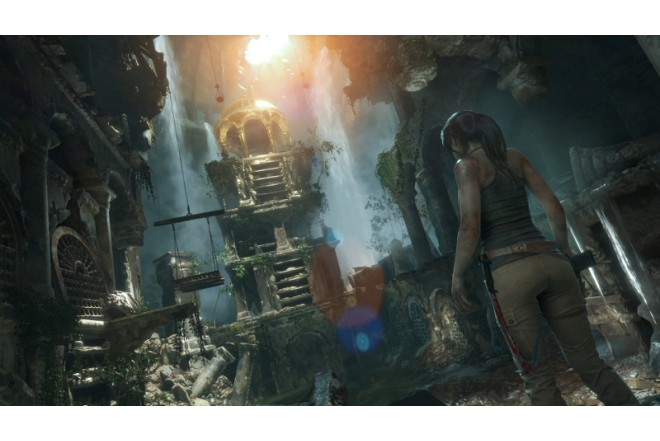 Videojuego XBOX 360 Rise of the Tomb Raider