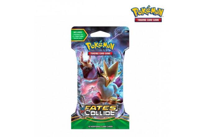Pokémon TCG Fates Collide Sleeved