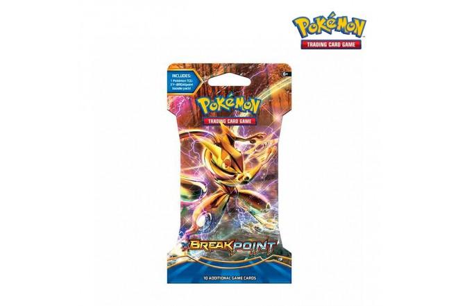 Pokémon TCG BREAKpoint Sleeved B