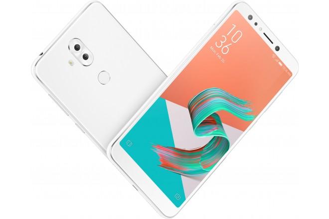 Celular ASUS Selfie Pro 5Q DS 4G Blanco
