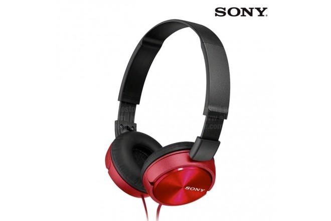Audífono SONY ZX310 Alambrico Rojo