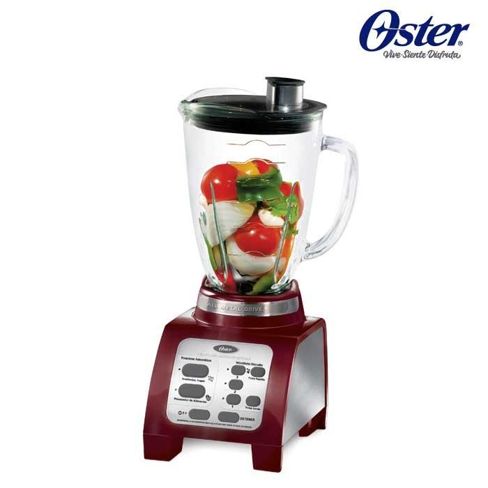 Licuadora oster roja brly07 for Licuadora oster reversible