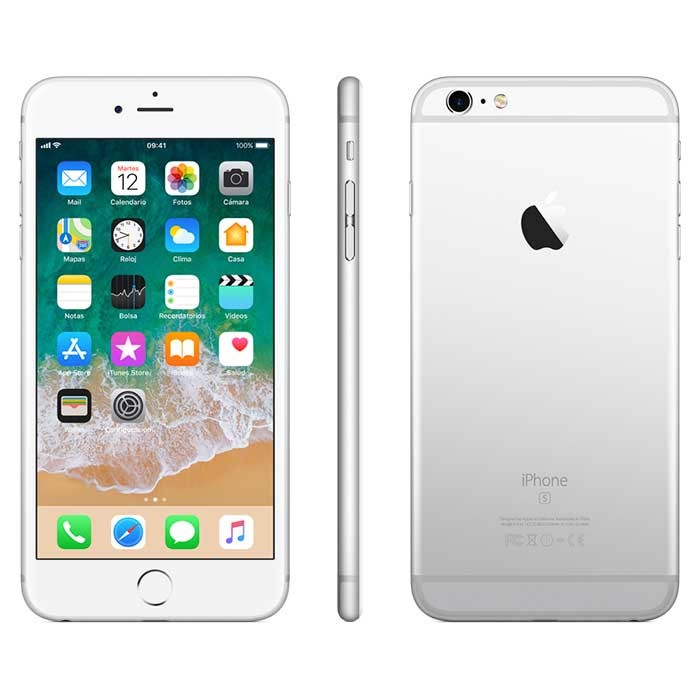iphone 6 and 6 plus iphone 6s plus 4g 32gb plata alkomprar 17526
