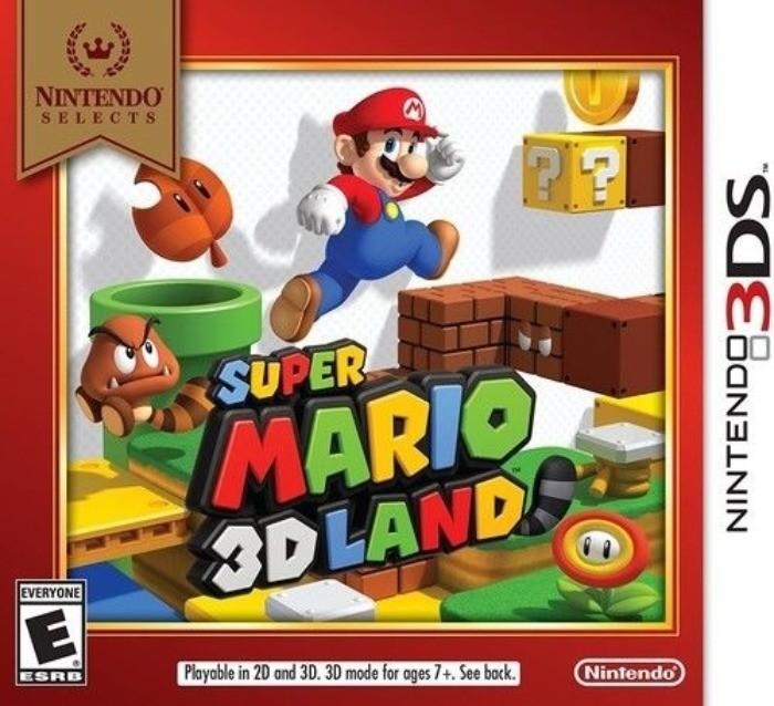 Videojuego Nintendo 3ds Super Mario 3d Land Sel Alkomprar Com