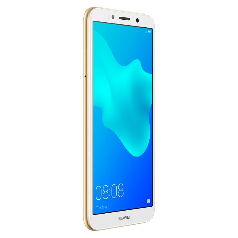 d7be4756c190e Celular Libre HUAWEI Y5 (2018) Dorado DS 4G Alkomprar.com