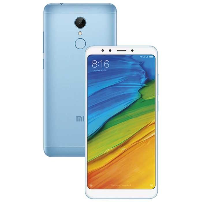 Celular Libre XIAOMI Redmi 5 16GB DS Azul 4G