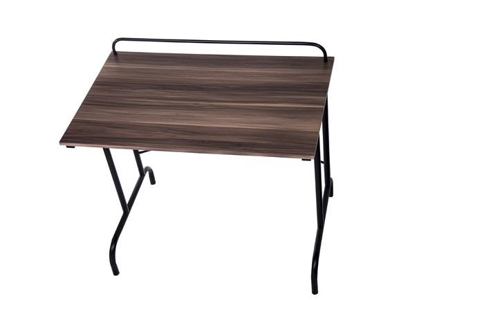 Escritorio y mueble auxiliar madera - Mueble escritorio ...