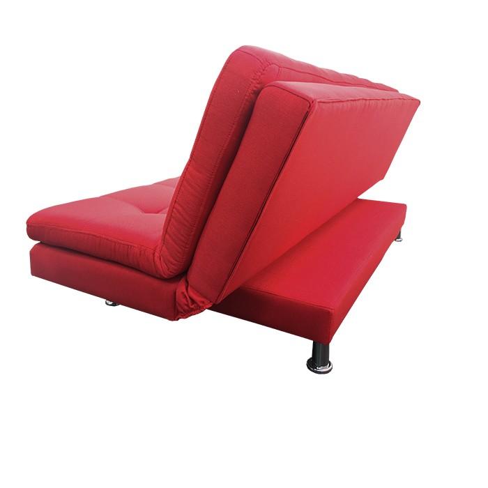 Sof cama tukasa venecia morat rojo - Sofa cama rojo ...