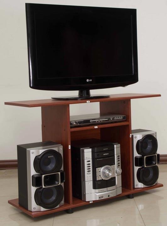 Mesa Tv Y Sonido Maderkit Cedro Alkomprar Com