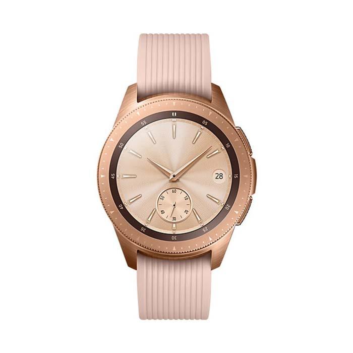 8304f9c1b881 Reloj SAMSUNG Galaxy Watch 42 mm Rosado-Dorado Alkomprar.com