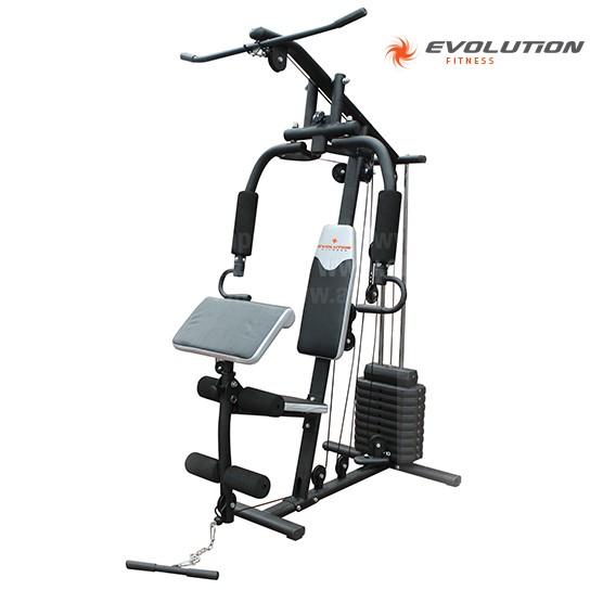 Multigimnasio evo15000 for Aparatos para hacer ejercicio