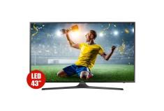 """TV 43"""" 108cm SAMSUNG LED 43MU6103 4K-UHD Internet"""