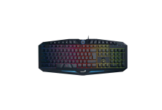 Teclado GENIUS Alambrico Gaming Scorpion K9