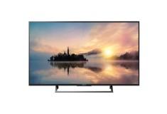 "TV 49"" 123.2cm LED SONY 49X727E 4K Internet"