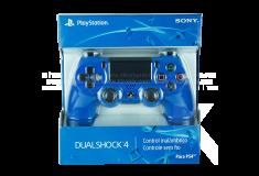 Control PS4 Dual Shock SONY Color Azul