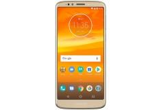 Celular Libre MOTOROLA E5 Plus Dorado DS 4G