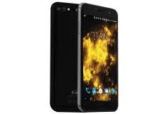 Celular Libre KALLEY Gold Pro Negro DS 4G