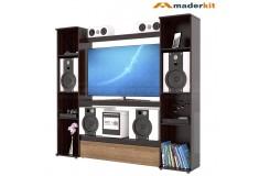 Centro de Entretenimiento MADERKIT Xilema 00769-CE-WP-R