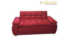 Sofá cama HIGH CLASS CarYoga Rojo