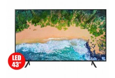 "TV 43"" 108cm SAMSUNG 43NU7100 4K-UHD Internet"