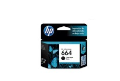Cartucho HP 664 Black Ink