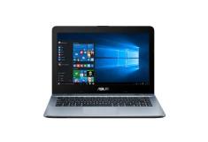 """Portátil ASUS - X441NA - Intel Dual-Core Celeron - 14"""" Pulgadas - Disco Duro 500Gb - Negro"""