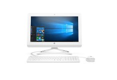 "PC All In One HP - 20 C218 - Intel® Celeron - 19.5""  Pulgadas - Disco Duro 500 Gb - Blanco"