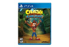 Videojuego PS4 Crash Bandicoot N-Sane Trilogy