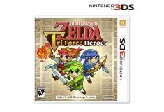 Videojuego 3DS Zelda Triforce Heroes
