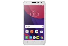 Celular Libre ALCATEL Pixi 4 5 SS 3G Dorado/Blanco
