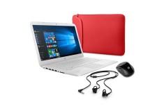 """Portátil HP - AX029LA - Intel Celeron - 14"""" Pulgadas - Disco Duro 32Gb - Blanco"""