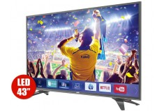 "TV 43""109cm KALLEY K43 UHD Internet T2"