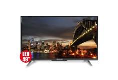 """TV 49"""" 123cm CHALLENGER LED 49K53T2 4K Internet"""