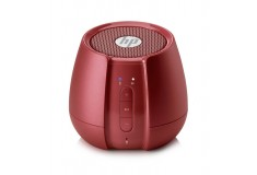 Parlante HP Bluetooth S6500 Rojo Metal