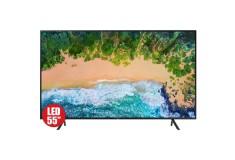 "Tv 55"" 138cm Samsung 55NU7100 4K-UHD Internet"