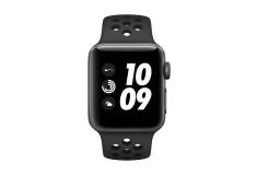 Apple Watch Nike S3 GPS 42M SpaceGray /B