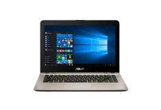 """Portátil ASUS - X441UA - Intel Core i3 - 14"""" Pulgadas - Disco Duro 1Tb - Negro/Dorado"""