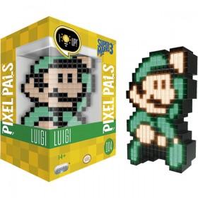 Pixel Pals Nintendo Luigi