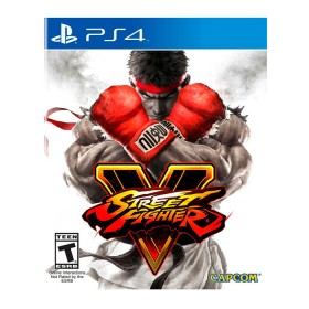Videojuego PS4 Street Fighter 5