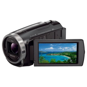 Videocámara SONY HDR-CX675 Negra