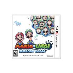 Videojuego 3DS Mario & Luigi Dream