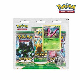 Pokémon TCG Fates Collide ThreePk