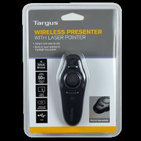 Apuntador TARGUS Inalámbrico (Accesorios de informática)