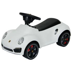 RASTAR Montable Porsche Blanco