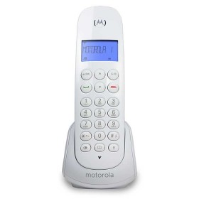 Teléfono Inalámbrico MOTOROLA M700W CA Blanco